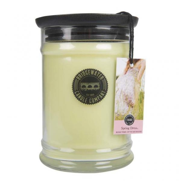 Bridgewater Candle - Große Duftkerze im Glas - Large Jar - Spring Dress