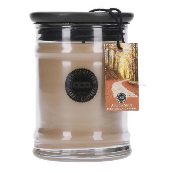 Bridgewater Candle - Kleine Duftkerze im Glas - Small Jar - Autumn Stroll