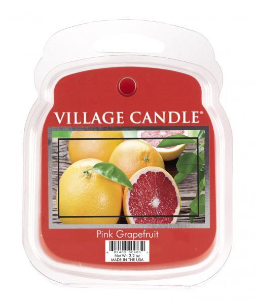 Village Candle - Wax Melt - Pink Grapefruit