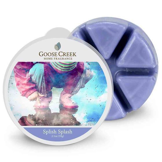 Goose Creek Candle - Duftwachs - Wax Melt - Splish Splash •