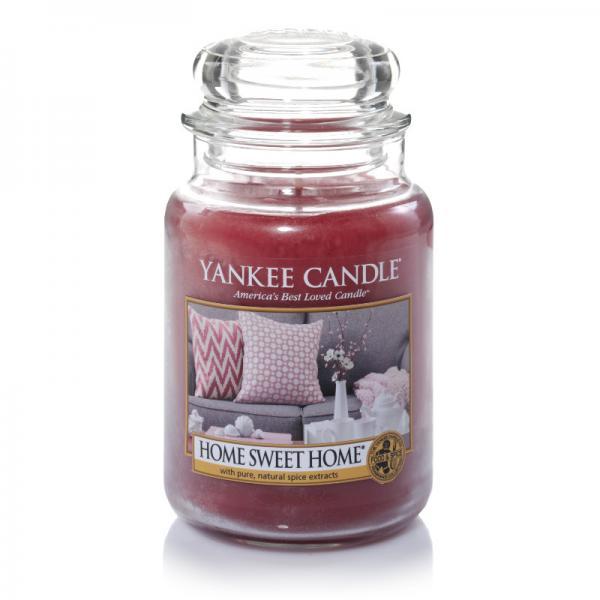 Yankee Candle - Classic Large Jar Housewarmer - Home Sweet Home