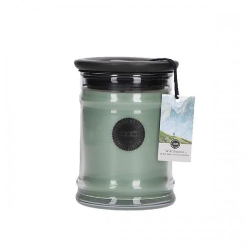 Bridgewater Candle - Kleine Duftkerze im Glas - Small Jar - Wild Summit