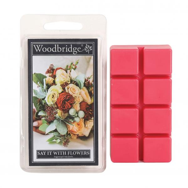 Woodbridge Candle - Duftwachs - Say It With Flowers