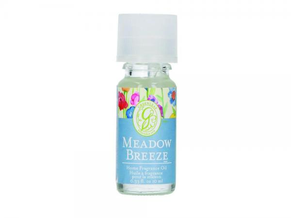 Greenleaf - Home Fragrance Oil - Duftöl - Meadow Breeze