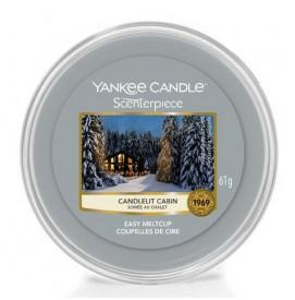 Yankee Candle - Scenterpiece Melt Cup - Candlelit Cabin Δ