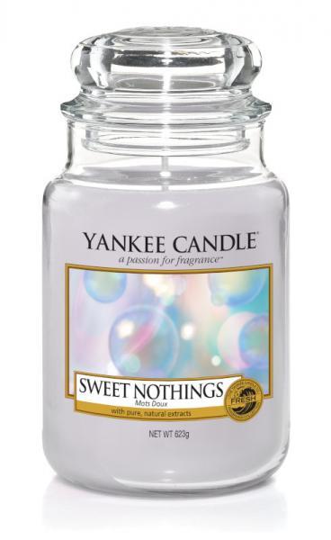 Yankee Candle - Classic Large Jar Housewarmer - Sweet Nothings