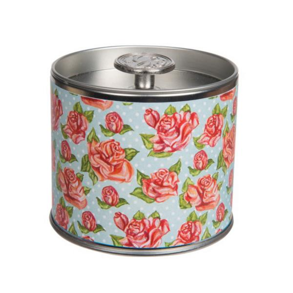 Greenleaf - Signature Candle Tin - Duftkerze in Dose - Roses