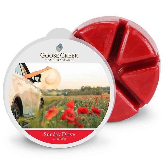 Goose Creek Candle - Duftwachs - Wax Melt - Sunday Drive •