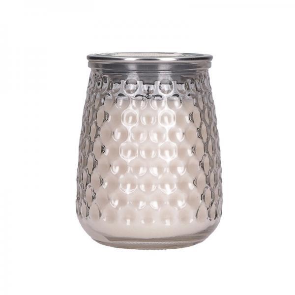 Greenleaf - Duftkerze im Glas - Signature Candle - Shimmering Snowberry Δ