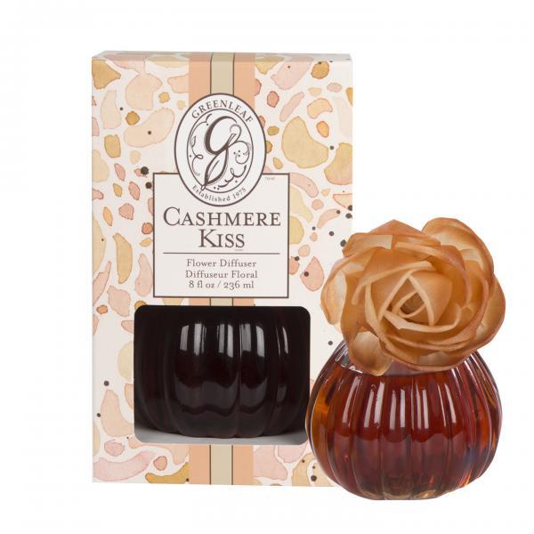 Greenleaf - Flower Diffuser - Cashmere Kiss