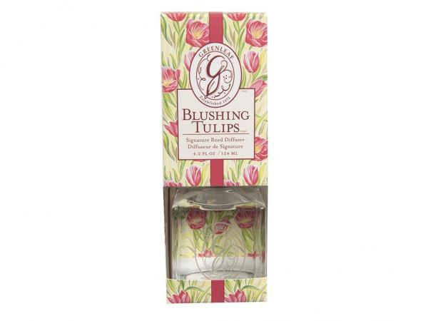 *Greenleaf - Signature Reed Diffuser - Blushing Tulips