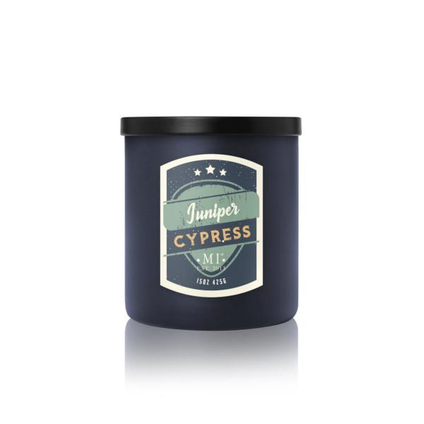 Colonial Candle - Mittlere Duftkerze im Glas - All American - Juniper Cypress