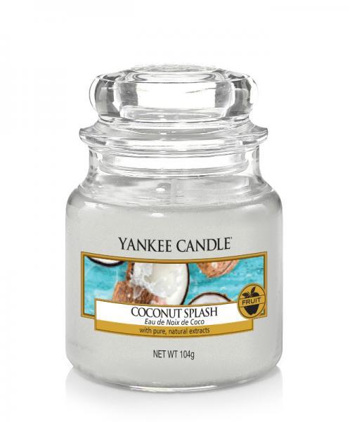Yankee Candle - Classic Small Jar Housewarmer - Coconut Splash