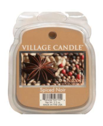 Village Candle - Wax Melt - Spiced Noir