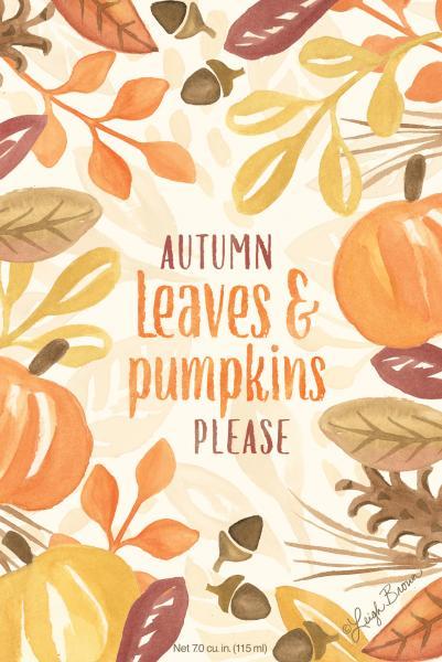 Willowbrook Fresh Scents - Duftsachet - Autumn Leaves & Pumpkins Please