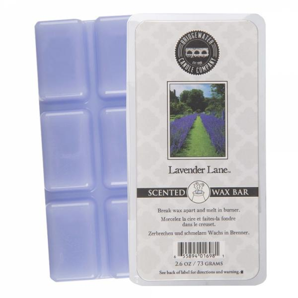 Bridgewater Candle - Scented Wax Bar - Lavender Lane