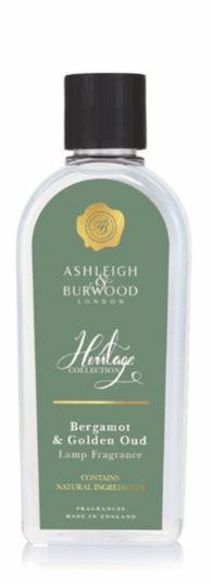Ashleigh & Burwood - Raumduft - 500ml - Bergamot & Golden Oud