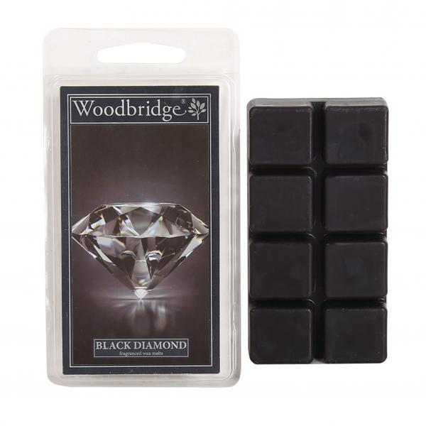 Woodbridge Candle - Duftwachs - Black Diamond