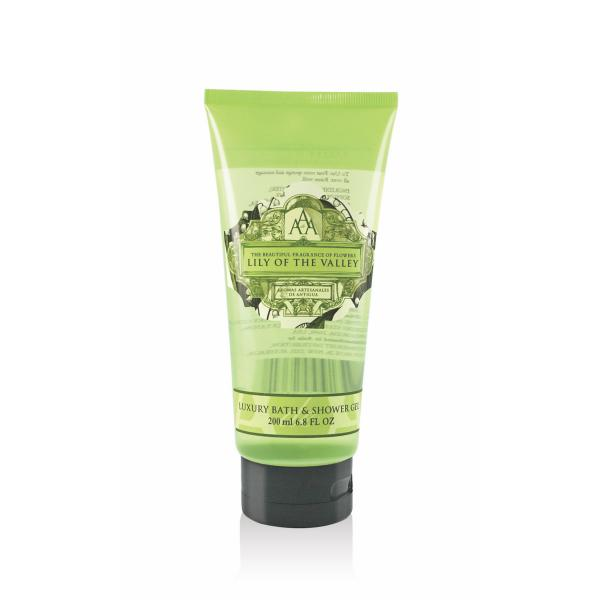 STC - Triple AAA Shower Gel Lily of the Valley