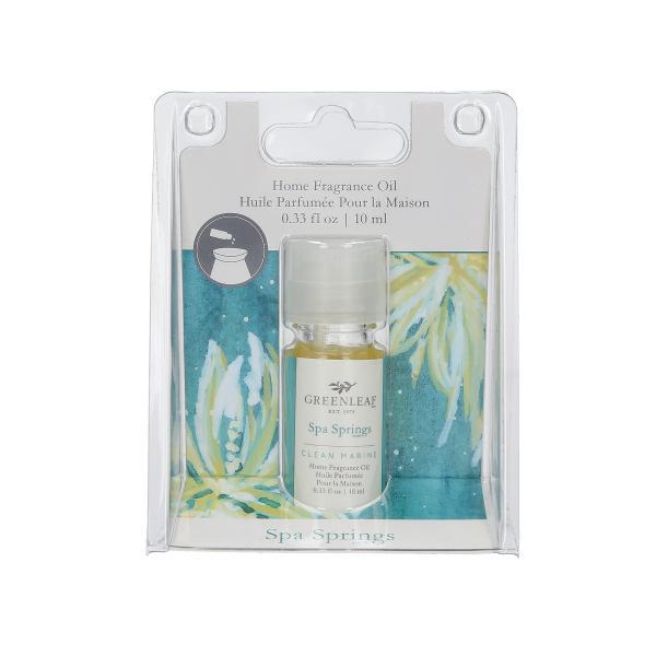 Greenleaf - Home Fragrance Oil - Duftöl - Spa Springs