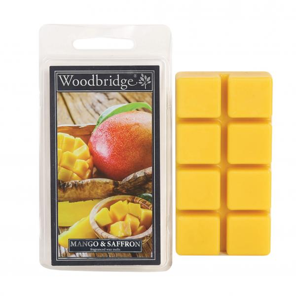 Woodbridge Candle - Duftwachs - Mango & Saffron