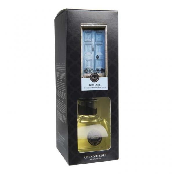 Bridgewater Candle - Reed Diffuser - Blue Door