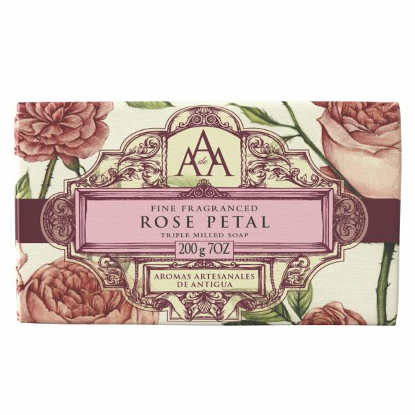 STC - Triple AAA Soap Rose Petal