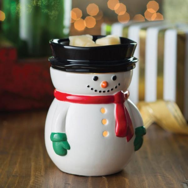Candle Warmers - Elektrische Duftlampe - Frosty (Keramik)