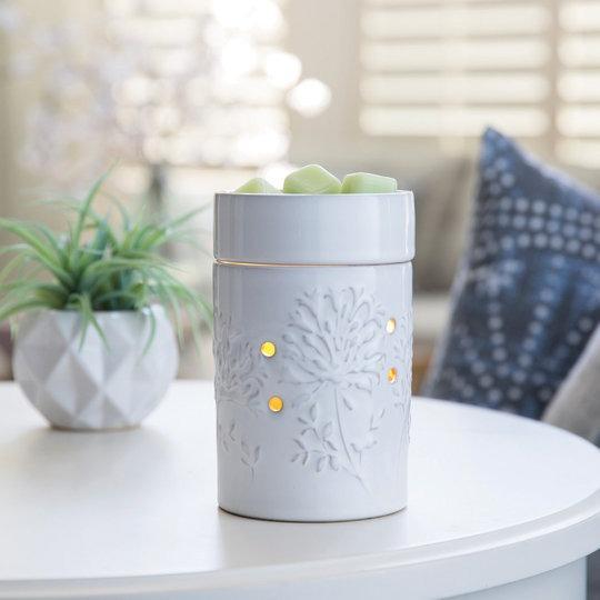 Candle Warmers - Elektrische Duftlampe - African Lily (Keramik)