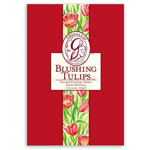 Greenleaf - Duftsachet Large - Blushing Tulips