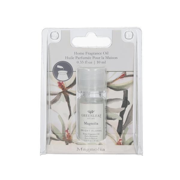Greenleaf - Home Fragrance Oil - Duftöl - Magnolia