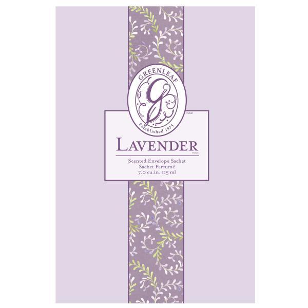 Greenleaf - Duftsachet Large - Lavender