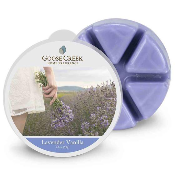 Goose Creek Candle - Duftwachs - Wax Melt - Lavender Vanilla