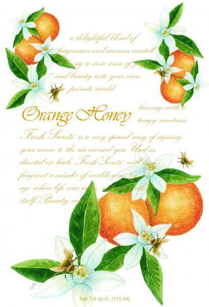 Willowbrook Fresh Scents - Duftsachet - Orange & Honey