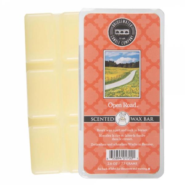 Bridgewater Candle - Scented Wax Bar - Open Road