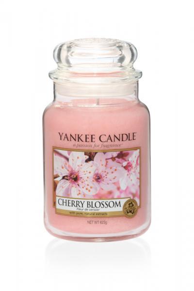 Yankee Candle - Classic Large Jar Housewarmer - Cherry Blossom