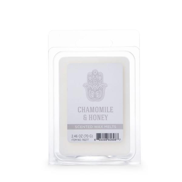 Colonial Candle - Duftwachs - Chamomile & Honey