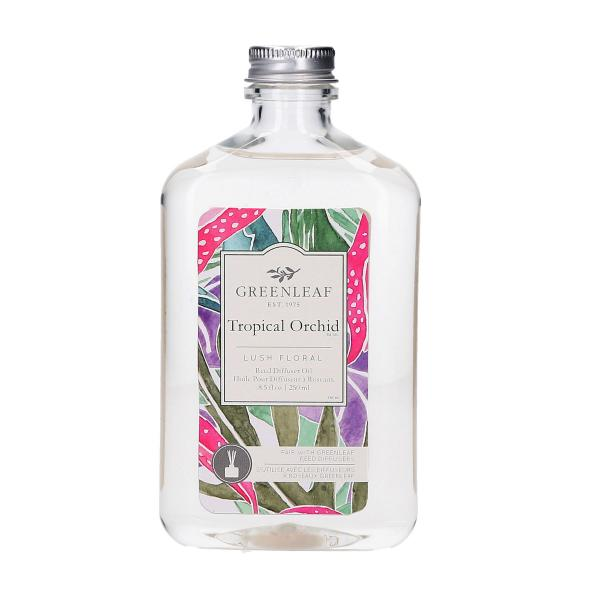 Greenleaf - Reed Diffuser Oil - Reedöl - Tropical Orchid