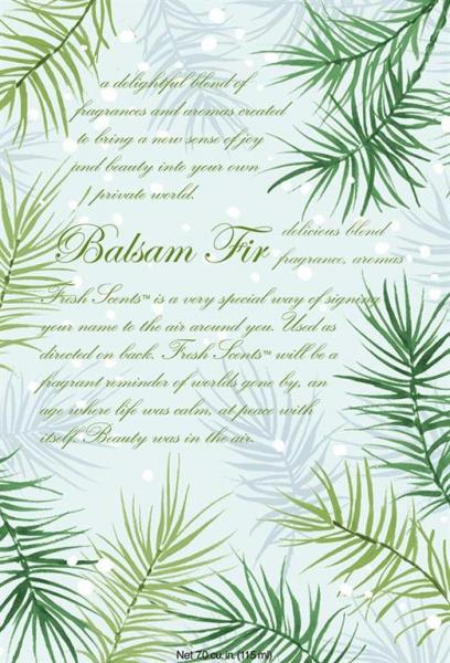 Willowbrook Fresh Scents - Duftsachet - Balsam Fir Δ