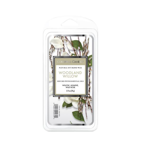 Colonial Candle - Duftwachs - Woodland Willow