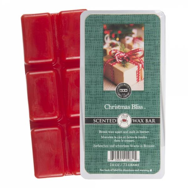 Bridgewater Candle - Scented Wax Bar - Christmas Bliss Δ