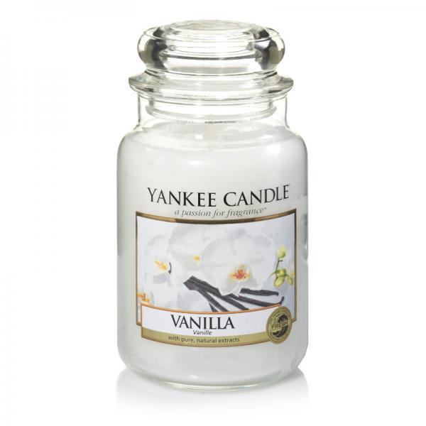 Yankee Candle - Classic Large Jar Housewarmer - Vanilla