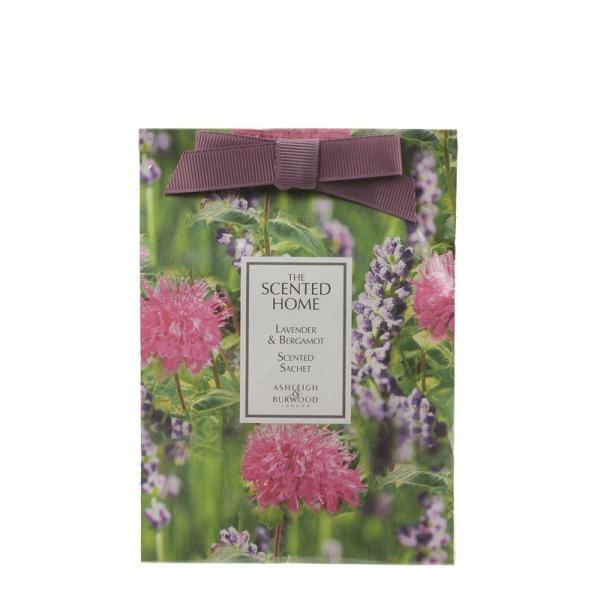 Ashleigh & Burwood - Duftsachet - Lavender & Bergamot