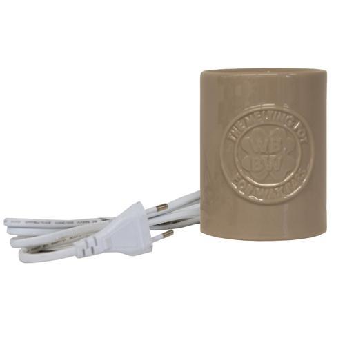 L.I.L. - Electric Burner - Tart Burner Elektrisch - Taupe
