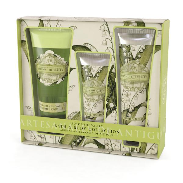 STC - Triple AAA Bath & Body Collection Lily of the Valley
