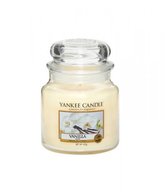 Yankee Candle - Classic Medium Jar Housewarmer - Vanilla