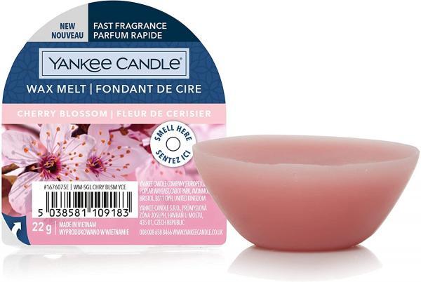 Yankee Candle - Wax Melt - Duftwachs - Cherry Blossom