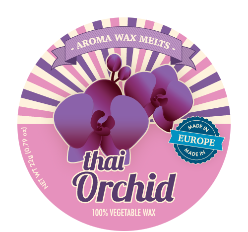 *Aroma Wax Melts - Duftwachs - Thai Orchid