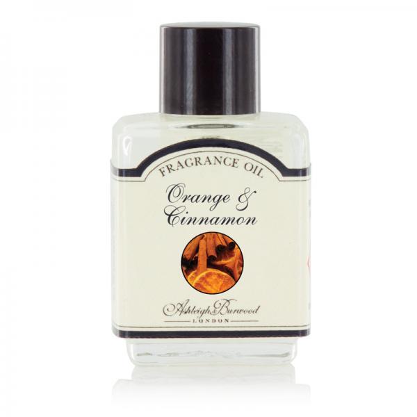 Ashleigh & Burwood - Duftöl - Fragrance Oil - Orange & Cinnamon