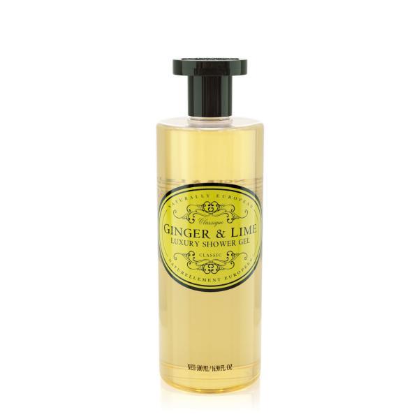 STC - Naturally European Shower Gel Ginger & Lime º*